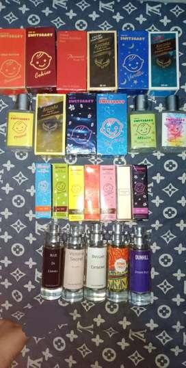 Parfum Zwitsbaby & parfum Bibit Thailand Original