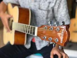 Gitar Original Segovia Bukan Yamaha/Cort