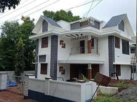 Thrissur thalore chittissery 6.150cent 2050 new beautiful villa