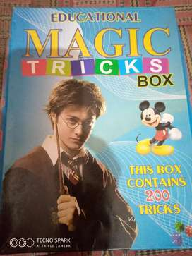bokK Magic Kid