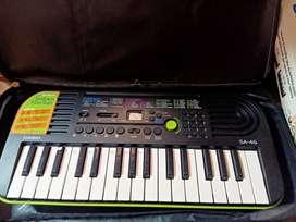 CASIO SA-46 PIANO
