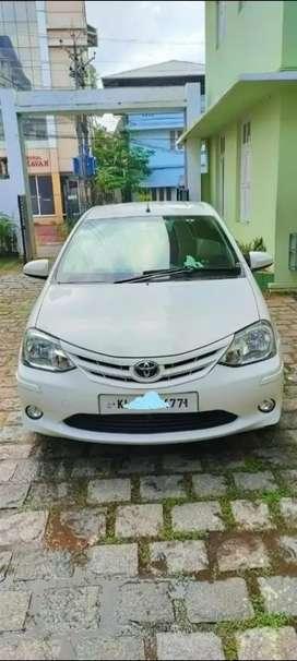 Toyota Etios Liva 2014 Petrol 51000 Km Driven