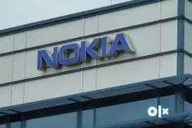 Nokia process hiring CCE cum BPO Executive