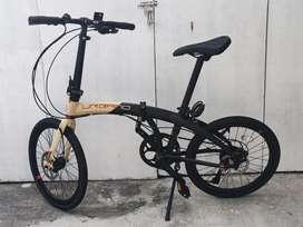 Polygon Urbano 5 Sepeda Lipat