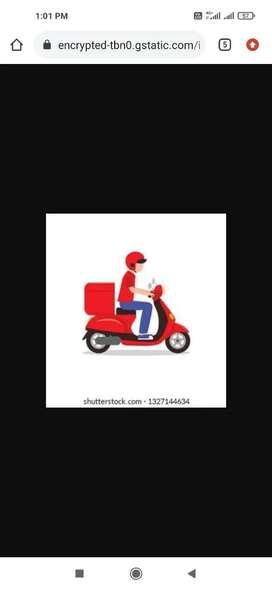 Delivery boys job in gandhidham