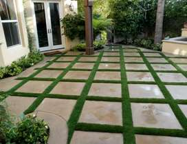 Artificial grass and astro turf,
