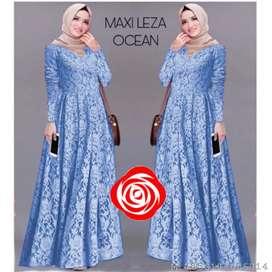 MAXY DRESS WANITA HALIZA VLFO-1053