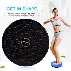 Ab Twister Disc Waist Trimmer Disc Rotating Board Exercise Fitness Spo