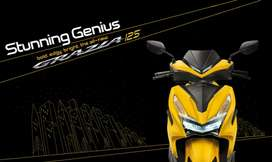 Honda/Dio Brand New Rs n7777/-