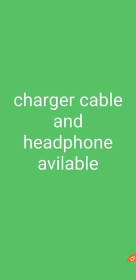 charger data cable earphone pendrive bluetooth earphone