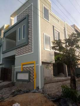 Yapral near bus stop new 3 bhk independent house for sell