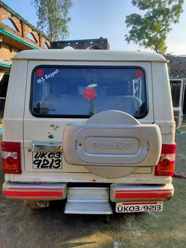 Mahindra Bolero Power Plus 2009 Diesel 100000 Km Driven