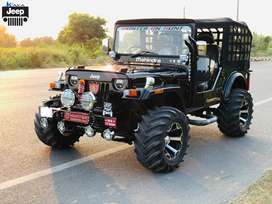 Hunter modified willys