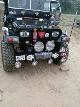 Willys jeep 4wheel 5tyar