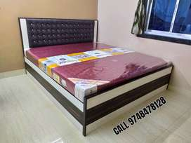 MODERN DOUBLE BOX BED (7x6) KING SIZE