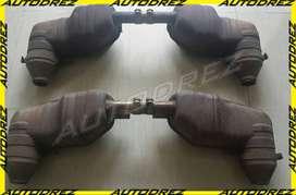 Bekas Knalpot Muffler Standart Porsche Cayman Boxster 987