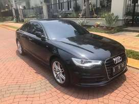 RARE! Audi A6 2.8 S-line 2011 odo 40k Black on Black