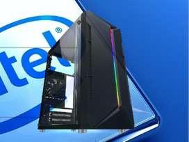 PC Rakitan Low End Office I5 3470 4GB DDR3 SSD 120GB