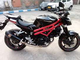Want to sell my Hyosung GT 650N