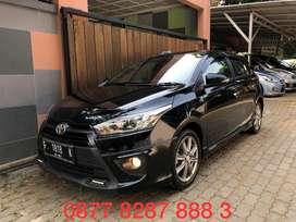 Toyota yaris 2016 D TRD sportivo AT matic kondisi istimewa