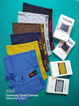 Celana Dalam Mini Boxer Merk POLINI
