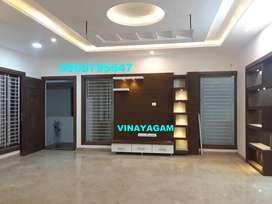 ROYAL , DESIGNER BUNGALOW for sale at VADAVALLI (1 .50 CRS.)-Vinayagam