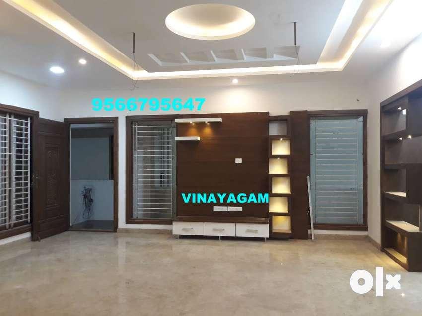 ROYAL , DESIGNER BUNGALOW for sale at VADAVALLI (1 .50 CRS.)-Vinayagam 0