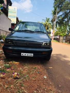 Maruti Suzuki 800 1997 Petrol Well Maintained