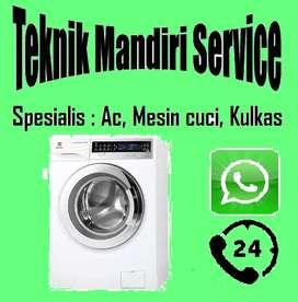 Perbaikan Mesin cuci Samsung Kulkas Ac sharp & Kompor tanam 2tungku