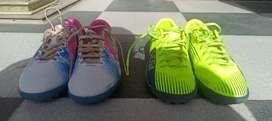 Football Trainers (2 pairs)