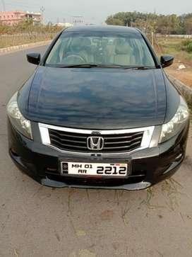 Honda Accord 2.4 Manual, 2010, Petrol