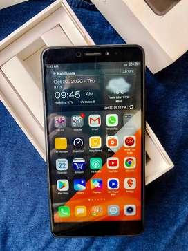 Xiaomi Mi Max 2 ( black) full box pack