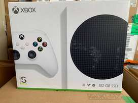 XBOX Series S with Bill and Warranty