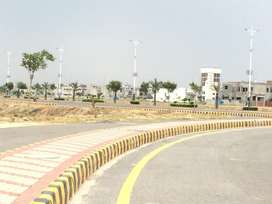 W Block 23 Marla Good Location Plot For Sale In Phase 8 DHA Lahore