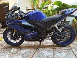 Yamaha R15 V3 Tahun 2018 (Biru)