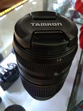 Lensa tamron  for canon jarak jauh bisa di kredit cuma bayar admin