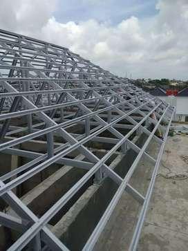 Rangka atap baja ringan berkualitas