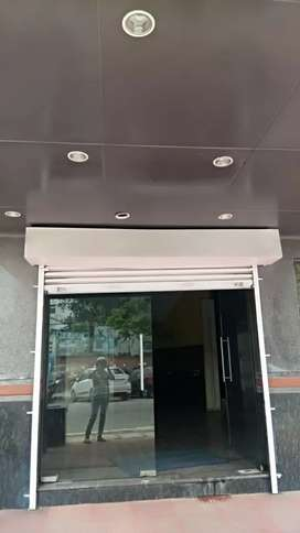 Property located in a prime and hot location CBD Off commercial street