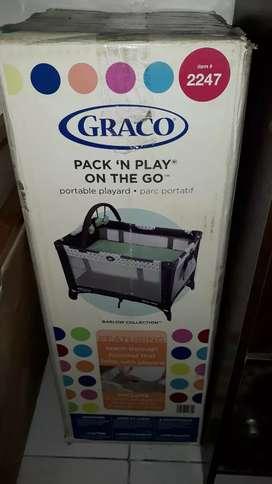 Box bayi second merk Graco