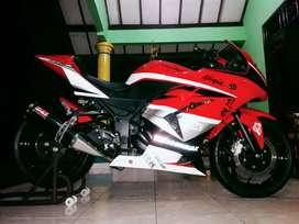 Kawasaki Ninja250 ZX•RR