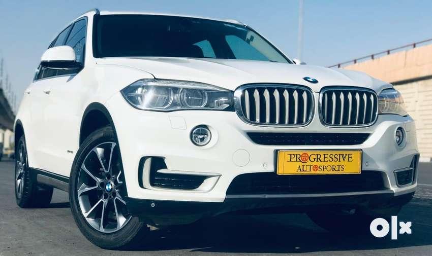 BMW X5 xDrive 30d, 2018, Diesel