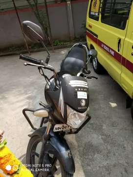 Honda shine used by single user till now