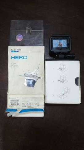 NEW GoPro Hero Sports and Action Camera Black,10 MP Open Box GST Bill