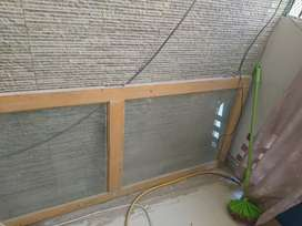 Glass door for any type of use(2 pieces)
