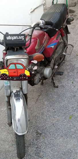 Honda CD-70 2009 Model for sale