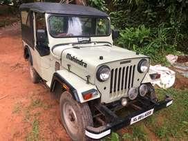 Mahindra Thar DI 2WD, 1998, Diesel