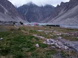 Land for Sale at Attabad Lake Hunza