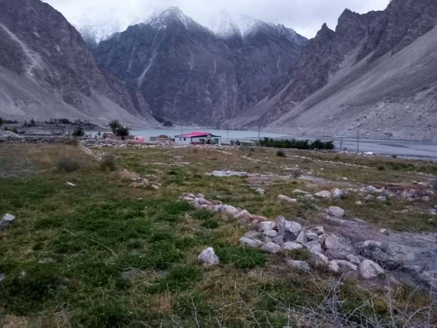 Land for Sale at Attabad Lake Hunza 0