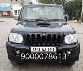 Mahindra Scorpio 2009-2014 VLX 2WD BSIV, 2009, Diesel