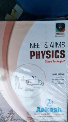 Best kota books for medical exam(akash aiims neet classroom pack 2019)